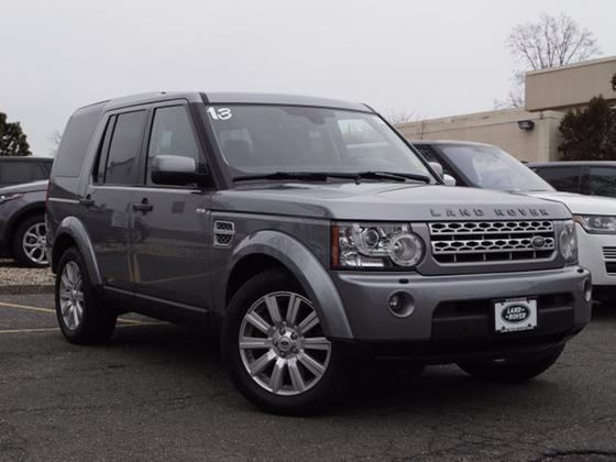 2013 Land Rover LR4 HSE:21 car images available