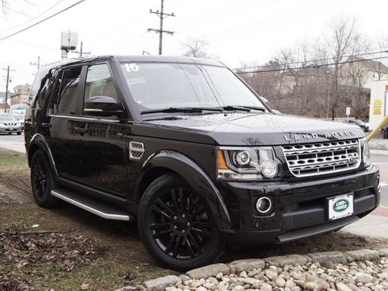 2015 Land Rover LR4 HSE:20 car images available