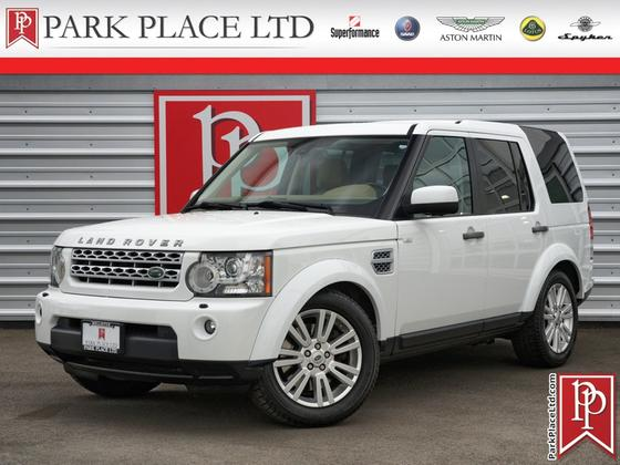 2011 Land Rover LR4 HSE:24 car images available