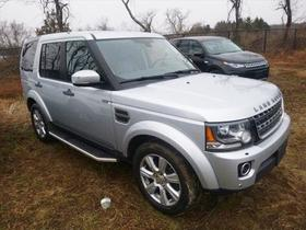 2015 Land Rover LR4 HSE:4 car images available