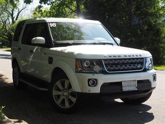 2016 Land Rover LR4 HSE:23 car images available