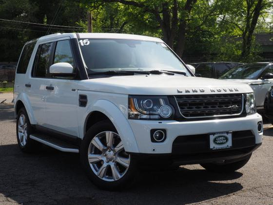 2015 Land Rover LR4 HSE:23 car images available