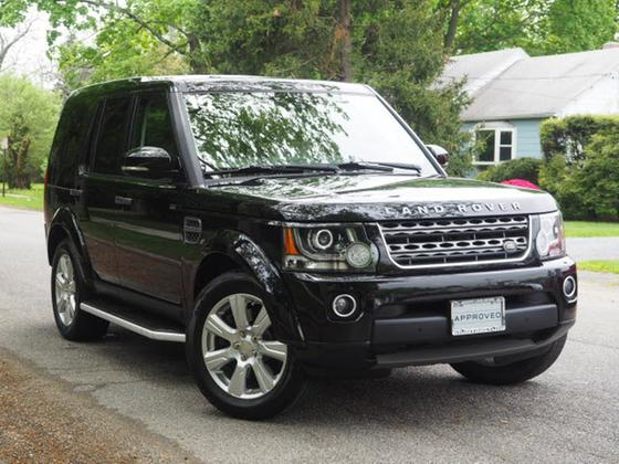 2015 Land Rover LR4 HSE:21 car images available