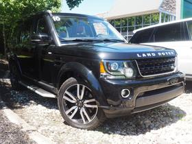 2016 Land Rover LR4 HSE:22 car images available