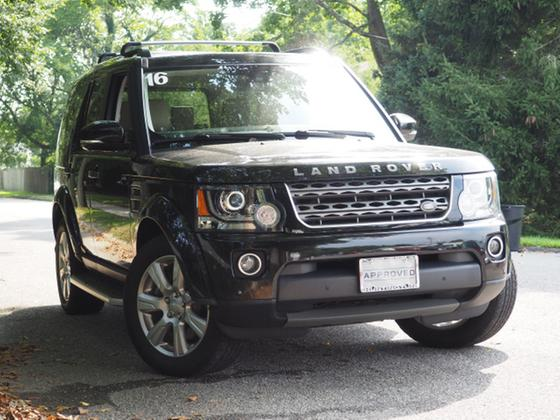 2016 Land Rover LR4 HSE:24 car images available