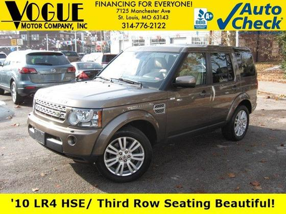 2010 Land Rover LR4 HSE:24 car images available