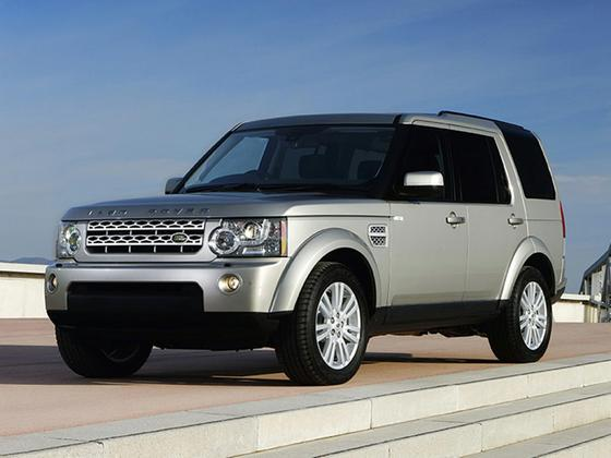 2013 Land Rover LR4 HSE : Car has generic photo