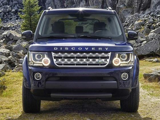 2016 Land Rover LR4 HSE : Car has generic photo