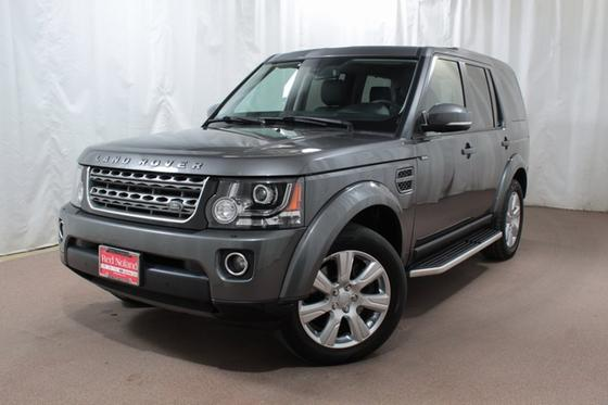 2016 Land Rover LR4 HSE:20 car images available