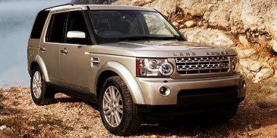 2011 Land Rover LR4 HSE : Car has generic photo