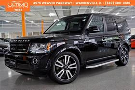 2016 Land Rover LR4 Landmark Edition:24 car images available