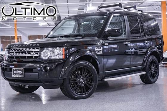 2013 Land Rover LR4 Luxury:24 car images available