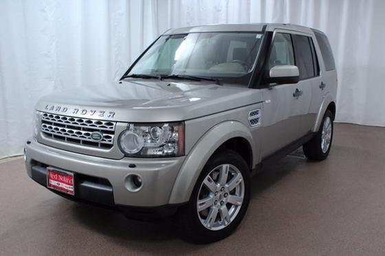 2011 Land Rover LR4 V8:24 car images available