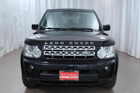 2012 Land Rover LR4 V8:24 car images available