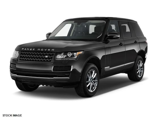 2017 Land Rover Range Rover :2 car images available