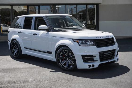 2014 Land Rover Range Rover :22 car images available
