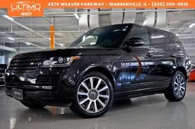 2014 Land Rover Range Rover :24 car images available