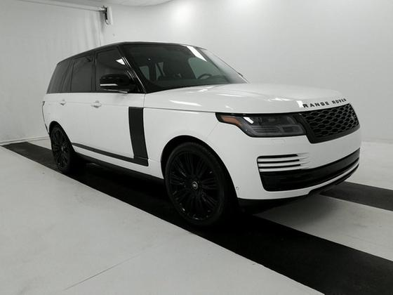 2018 Land Rover Range Rover :18 car images available