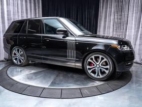 2017 Land Rover Range Rover