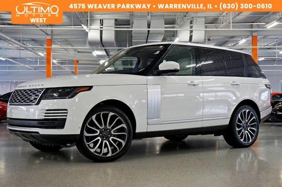2018 Land Rover Range Rover :24 car images available
