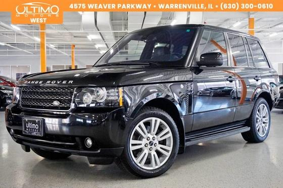 2012 Land Rover Range Rover :24 car images available