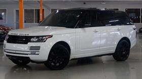 2016 Land Rover Range Rover :24 car images available