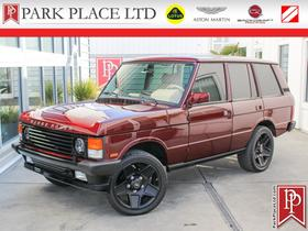 1988 Land Rover Range Rover :24 car images available