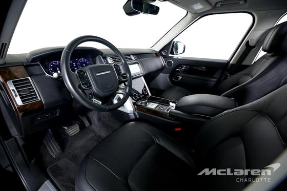 2020 Land Rover Range Rover