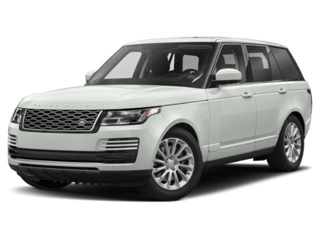2020 Land Rover Range Rover  : Car has generic photo