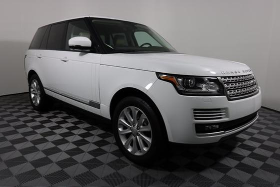 2014 Land Rover Range Rover 3.0L Supercharged HSE:24 car images available