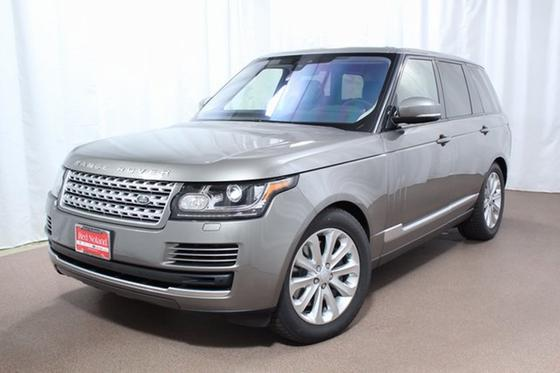 2017 Land Rover Range Rover 3.0L Supercharged HSE:23 car images available
