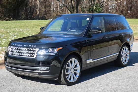 2016 Land Rover Range Rover 3.0L Supercharged HSE:24 car images available