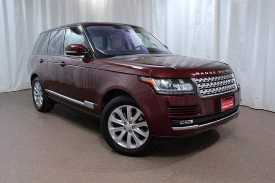 2015 Land Rover Range Rover 3.0L Supercharged HSE:24 car images available