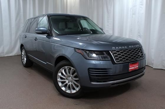 2018 Land Rover Range Rover 3.0L Supercharged HSE:24 car images available