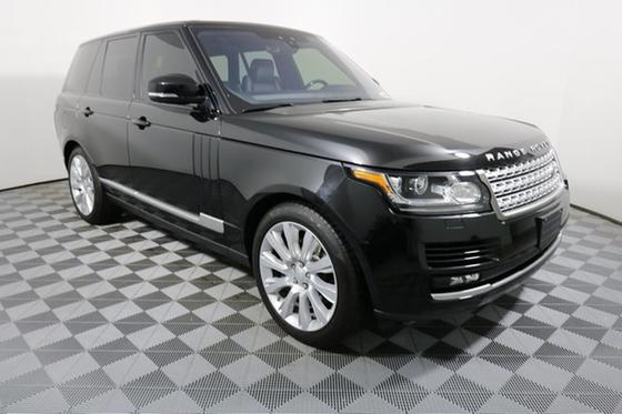 2017 Land Rover Range Rover 3.0L Supercharged HSE:24 car images available