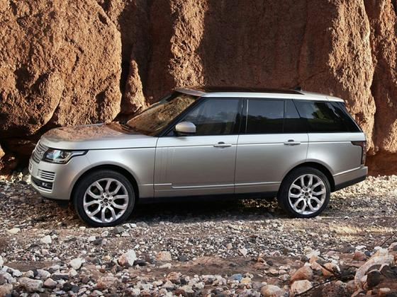 2016 Land Rover Range Rover 3.0L Supercharged HSE : Car has generic photo