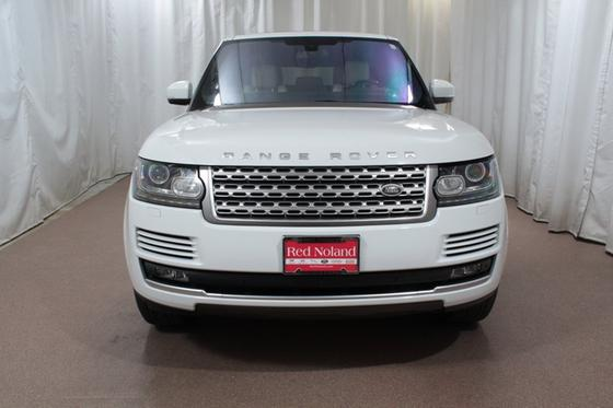 2016 Land Rover Range Rover 3.0L Supercharged HSE