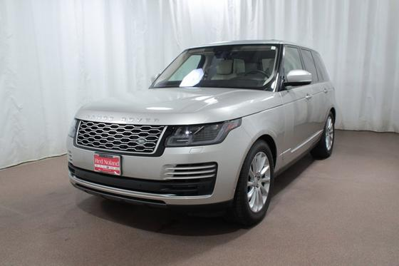 2019 Land Rover Range Rover 3.0L Supercharged HSE:24 car images available