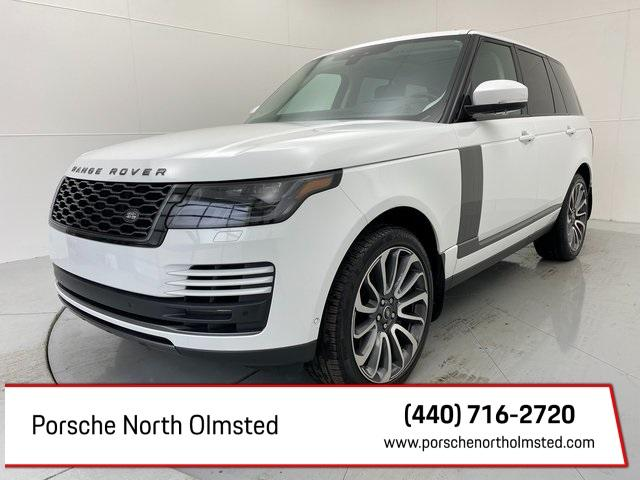 2019 Land Rover Range Rover 3.0L Supercharged HSE:21 car images available