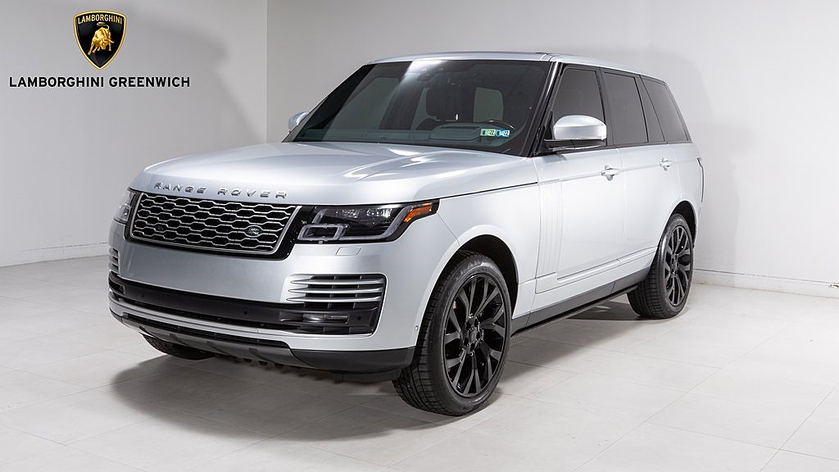 2019 Land Rover Range Rover 3.0L Supercharged HSE:22 car images available