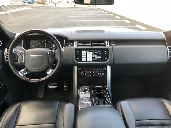 2014 Land Rover Range Rover Autobiography Black LWB