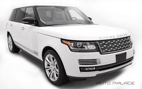 2015 Land Rover Range Rover Autobiography Black LWB:24 car images available