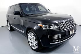 2015 Land Rover Range Rover Autobiography Black LWB