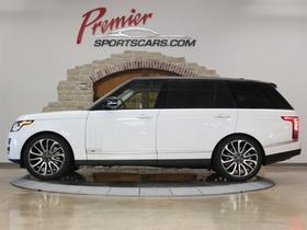 2017 Land Rover Range Rover Autobiography LWB