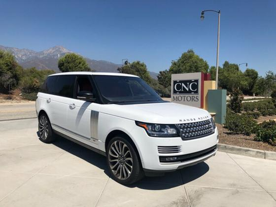 2015 Land Rover Range Rover Autobiography LWB:10 car images available