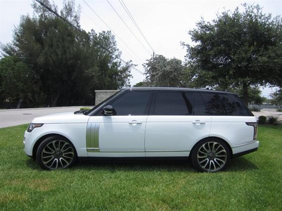 2016 Land Rover Range Rover Autobiography LWB:24 car images available