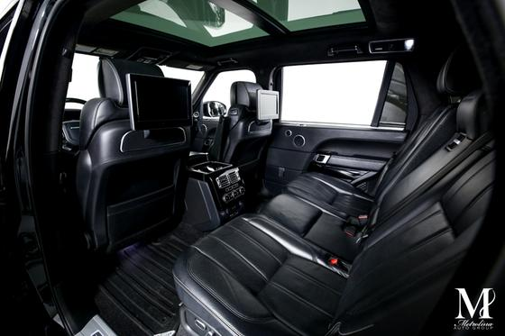 2015 Land Rover Range Rover Autobiography LWB