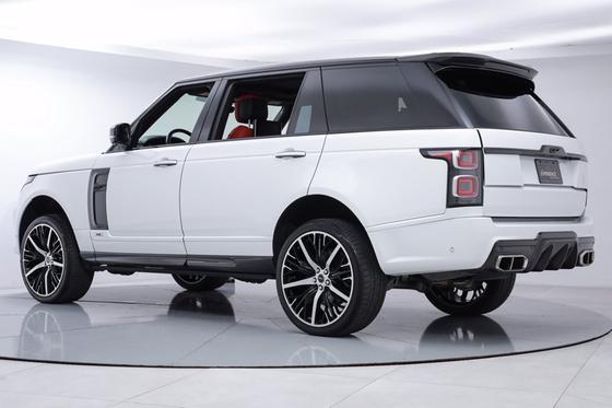 2019 Land Rover Range Rover Autobiography LWB