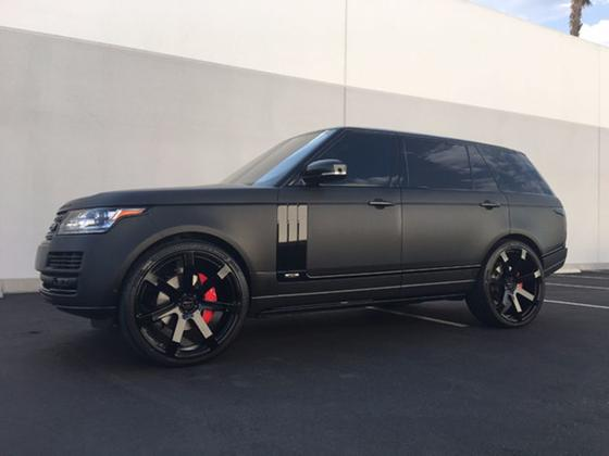 2015 Land Rover Range Rover Autobiography:19 car images available