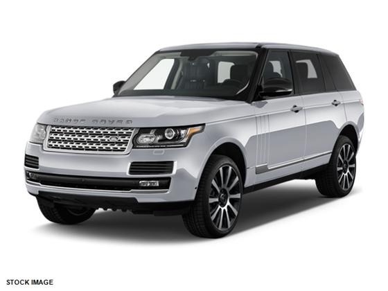 2017 Land Rover Range Rover Autobiography:2 car images available